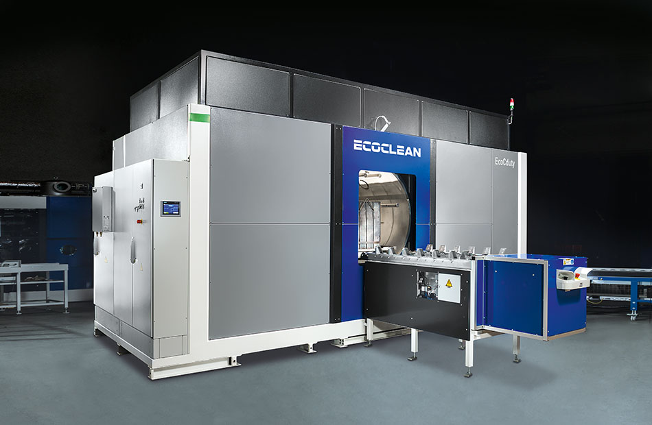 EcoCduty – Wielkokomorowa instalacja myjąca zapewniająca dobrą wydajność kosztową