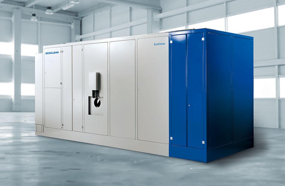EcoCmax - maksymalne wyposażenie, maksymalne możliwości