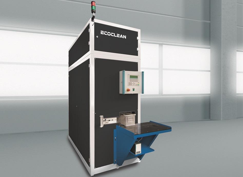 Minio 85C/P – małe, kompaktowe urządzenie myjące z użyciem rozpuszczalników