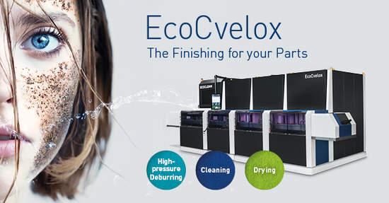EcoCvelox – Uniwesalny system do mycia i gratowania