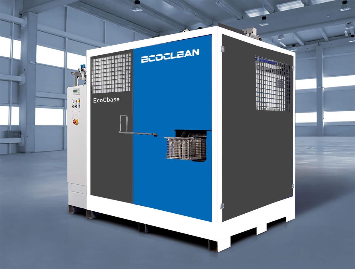 EcoCbase – podstawowy model do mycia z użyciem rozpuszczalników