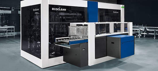 EcoCcore - nowy wymiar w myciu z użyciem rozpuszczalników